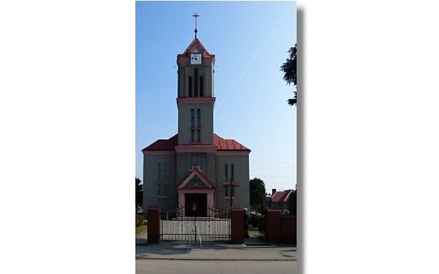 Parafia NMP Królowej Pokoju w Olzie