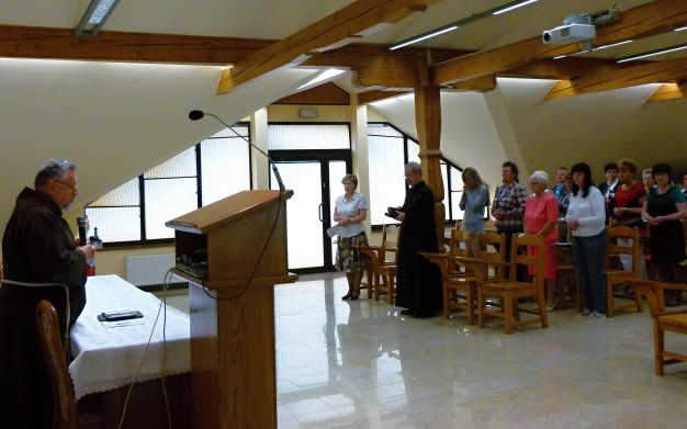 Rekolekcje Brenna 2014 - Konferencja