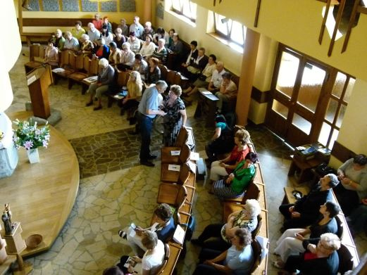 Rekolekcje Brenna 2014 - Kaplica