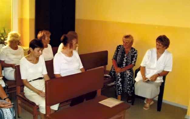 Modlitwy o stałą posługę duszpasterska i Erygowanie Kaplicy