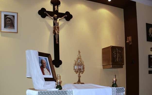 Relikwie Jana Pawła II