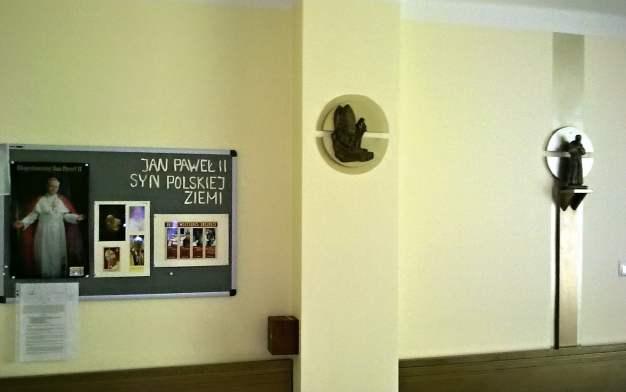 Modlitwy Z Janem Pawłem II - tablica