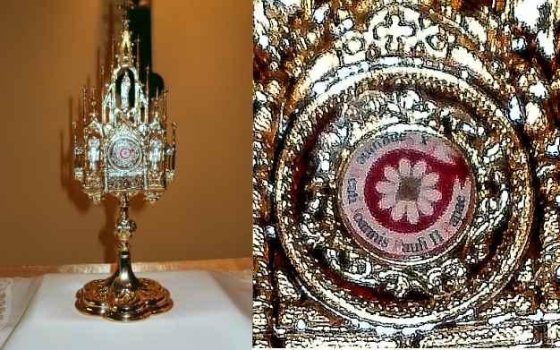 Wystawienie Relikwii Jana Pawła II