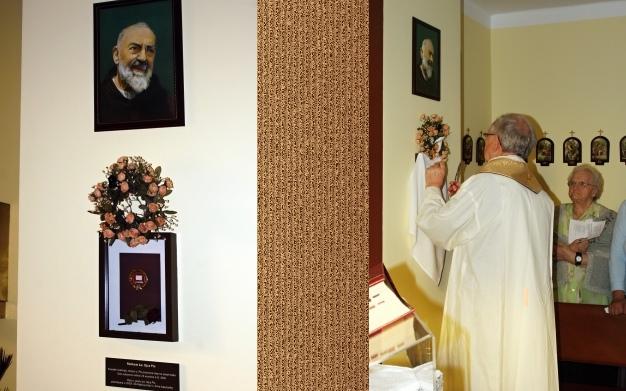 Odsłonięcie Relikwii św. Ojca Pio