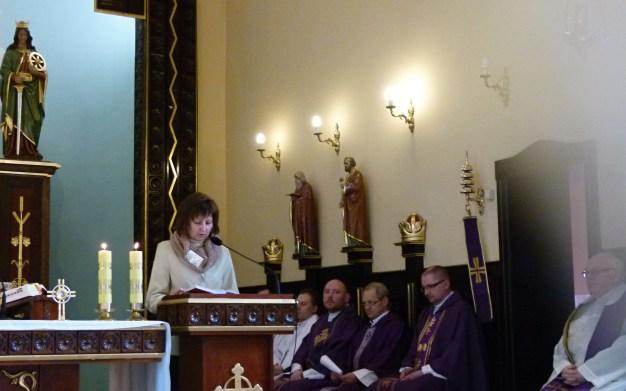 Msza św - Modlitwa wiernych