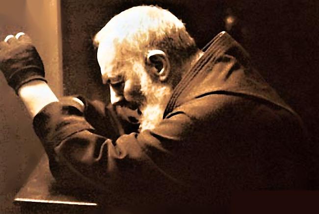 intencje modlitewne - do ojca pio