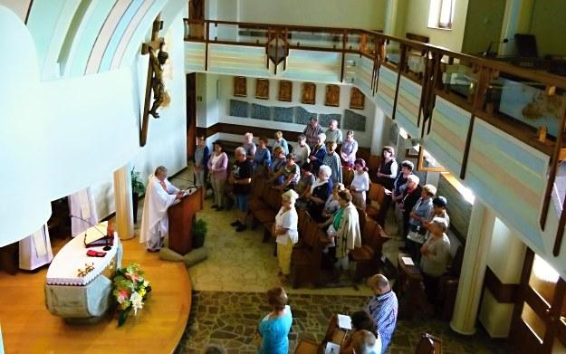 Rekolekcje z ojcem Pio - Brenna 2017