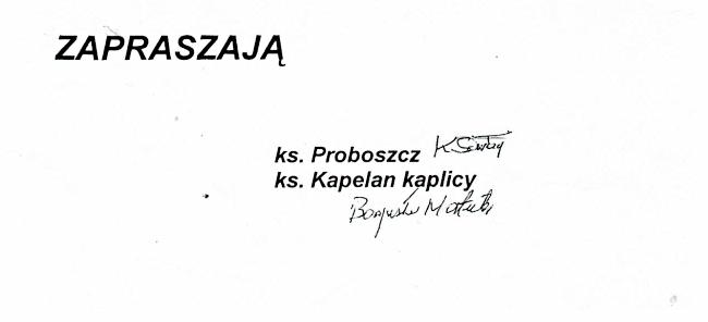 ks. Bogusław Kapelan